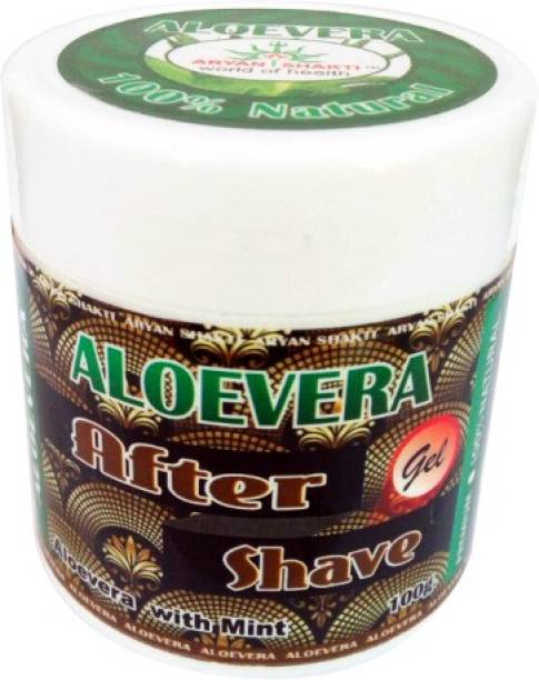 AryanShakti Aloevera-AfterShave-Gel 100 gm