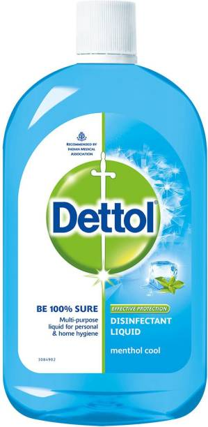 DETTOL Disinfectant Menthol Cool Antiseptic Liquid