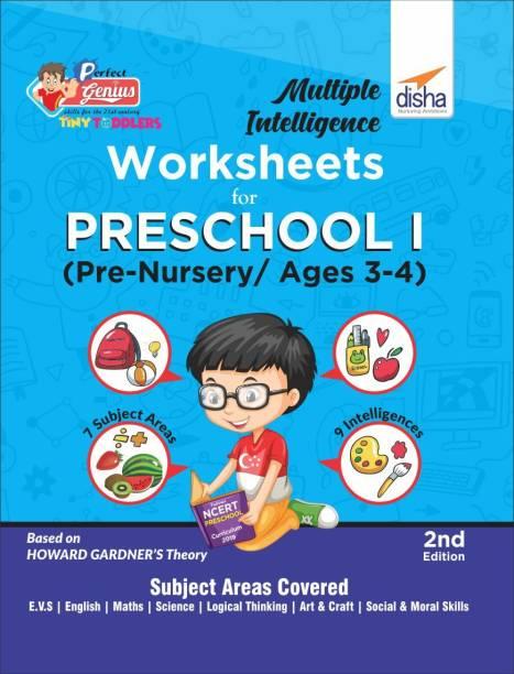 Multiple Intelligence Worksheets for Preschool I (Pre-Nursery/ Ages 3-4)