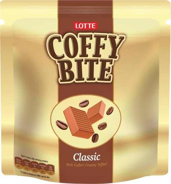 Lotte Coffy Bite Classic Toffee