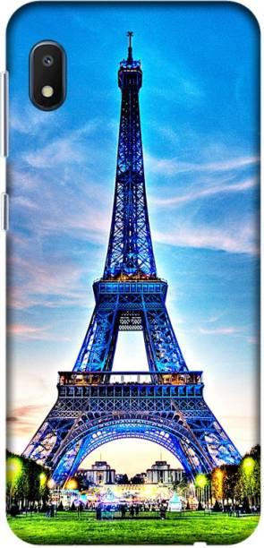 CASEMANTRA Back Cover for Samsung Galaxy A10e, SM-A102U - effile tower Print