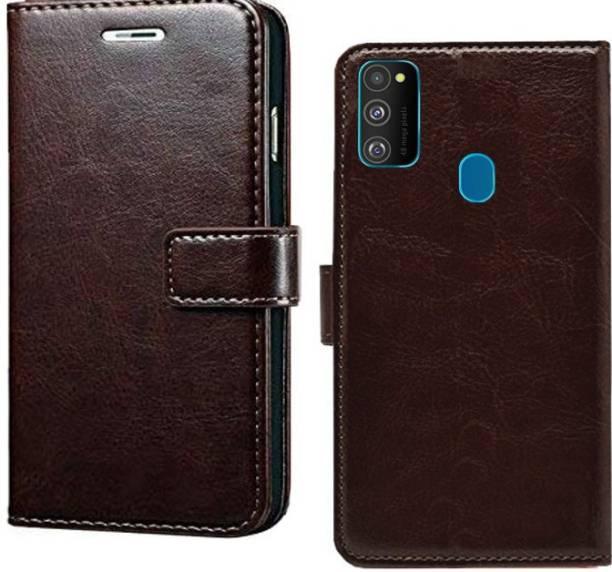 Spicesun Flip Cover for Samsung Galaxy F41, Samsung Galaxy M31