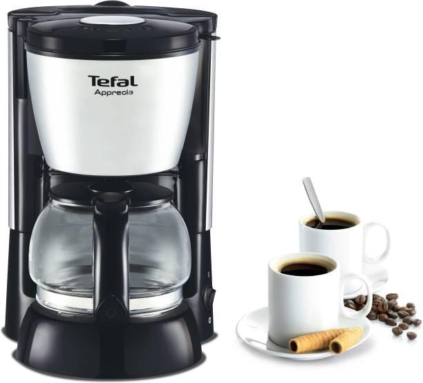 Tefal Apprecia (CM1108IN) 6 Cups Coffee Maker