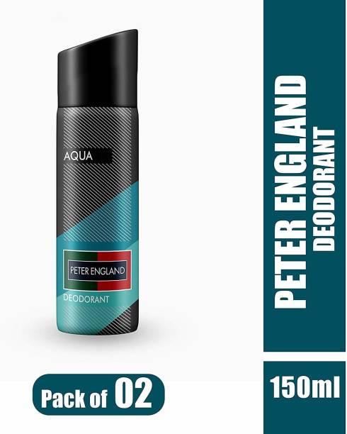 PETER ENGLAND PE01 Body Spray  -  For Men
