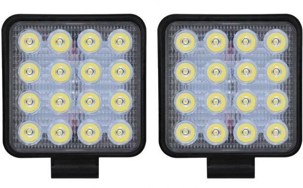 Gadget Deals LED Fog Lamp Unit for Universal For Car Universal For Car