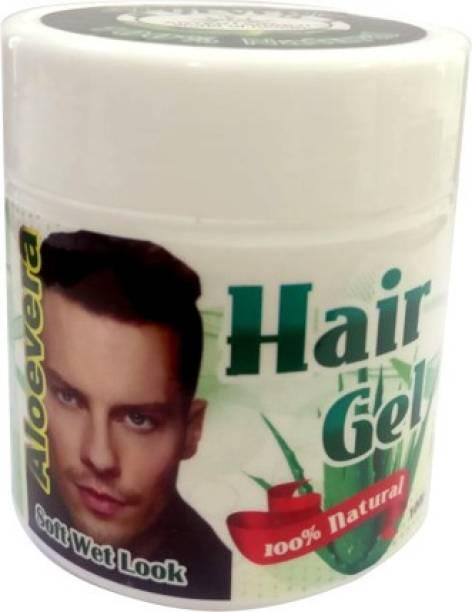 AryanShakti Hair gel soft wet look 100% natural Hair Gel