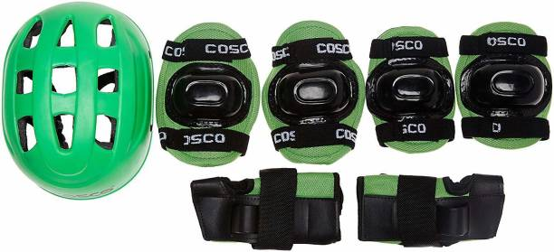 COSCO Protective Kit For Skating Runing Protection Kit Skating Guard Combo