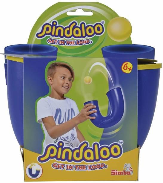 SIMBA Juggling and Skill Game, 1 Pindaloo 22cm, 2 Balls Juggling