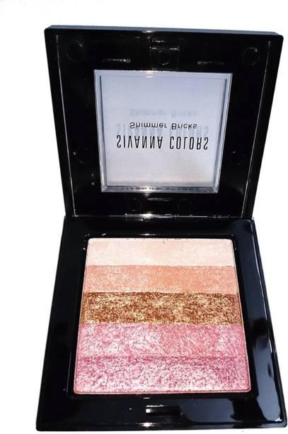 Sivanna Shining Star Shimmer Brick (06) Highlighter
