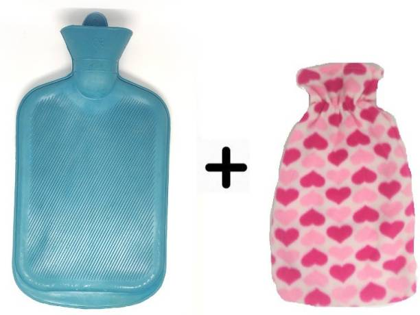 Sahyog Wellness Hot Water Bag with cover Non-electrical 2 L Hot Water Bag
