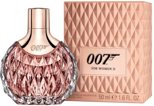JAMES BOND 007 for Women II Eau de Parfum  -  50 ml