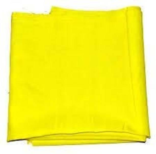 GOYAL GROUP Altar Cloth Yellow Altar Cloth
