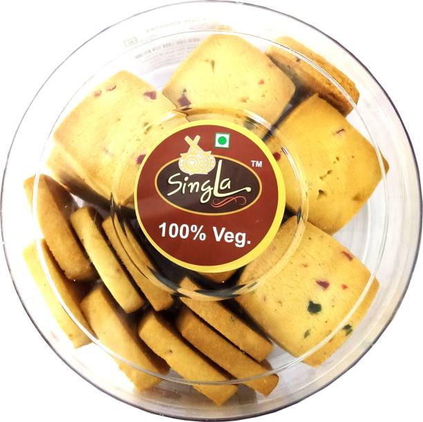 Singla Premium fruits Cookies Biscuits 350g