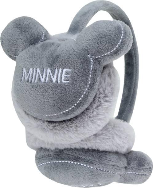 ZACHARIAS Kids-minni-earmuff-grey Ear Muff