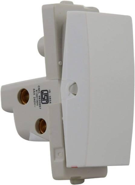 schneider 6 A One Way Electrical Switch