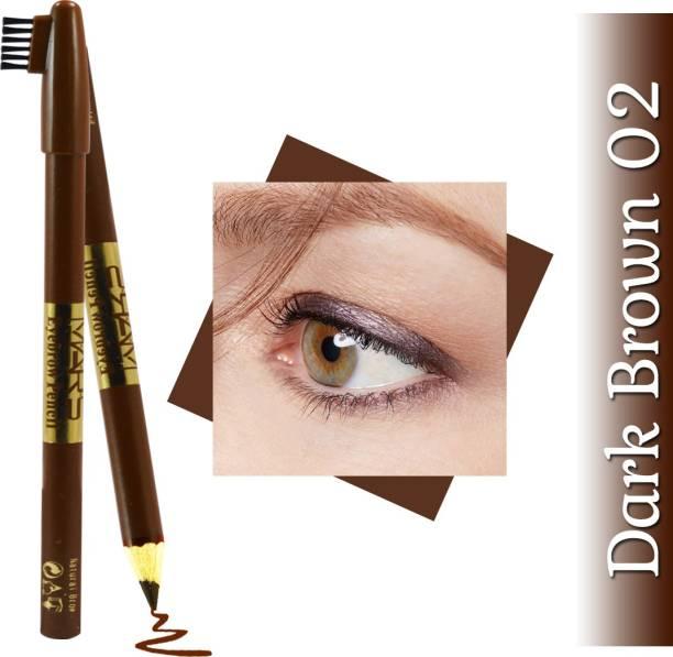 MARS Eyebrow Pencil With Aloevera & Vitamin E With Adbeni Kajal