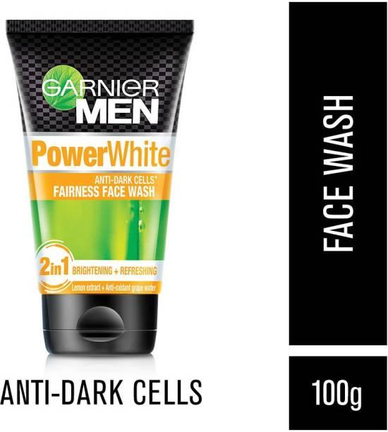 GARNIER Power White Anti-Dark Cells Fairness Face Wash