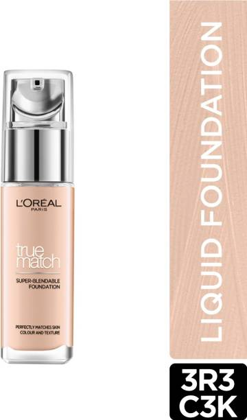 L'Oréal Paris True Match Super Blendable Liquid Foundation