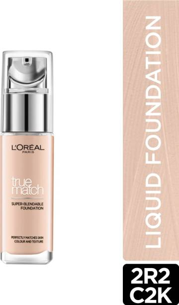 L'Oréal Paris True Match Super Blendable Liquid Foundation