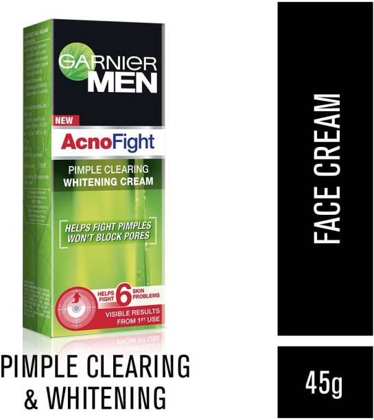 Garnier Men Men Acno Fight Pimple Clearing Whitening Day Cream