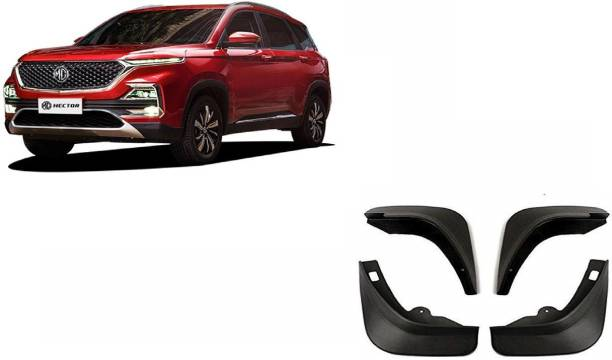 EMPICA Rear Mud Guard, Front Mud Guard For MG Hector 2019