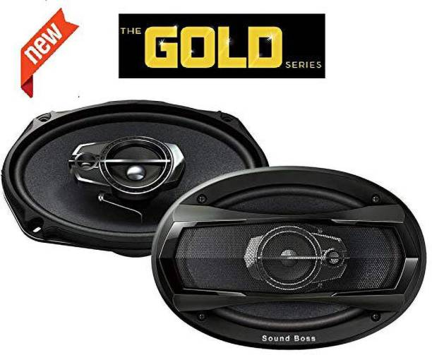 Sound Boss Performance Auditor Gold Series SB-6979 6x9 3-Way 480W Co-Axial Car Speakers Performance Auditor Gold Series SB-6979 6x9 3-Way 480W Co-Axial Car Speakers Coaxial Car Speaker