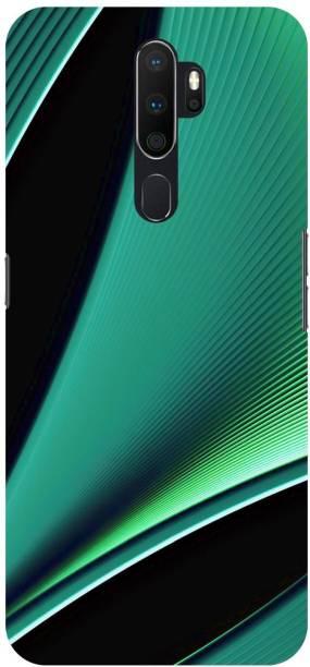 Saledart Back Cover for Oppo A5 (2020)
