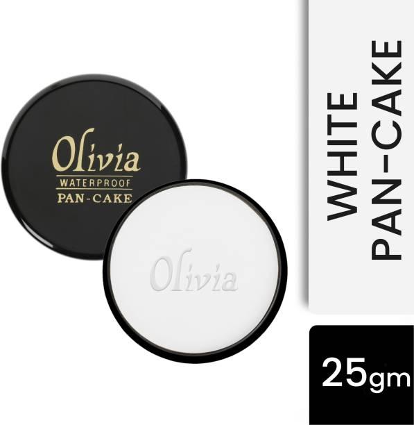 Olivia 100% Waterproof Pan Cake Makeup Concealer Shade No. 20 Concealer