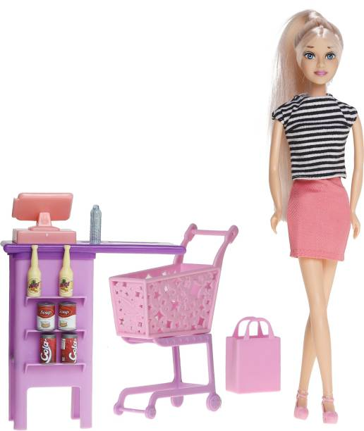 Miss & Chief Hannah Shopping Playset