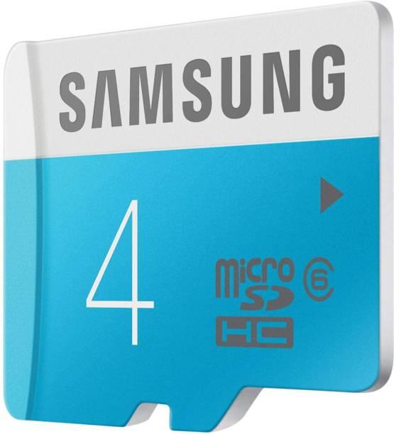 SAMSUNG MB-MS04D 4 GB SD Card Class 4 24 MB/s  Memory Card
