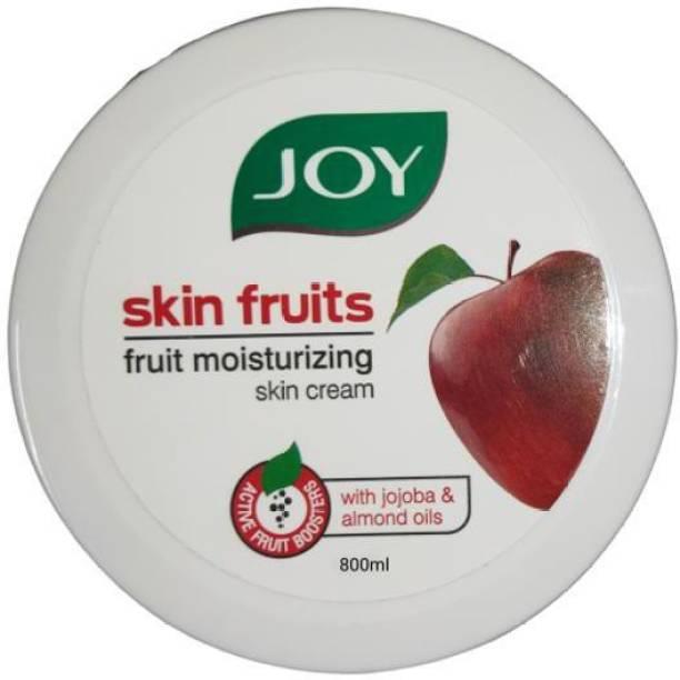 Joy Skin Fruits Active Moisture Fruit Moisturizing Cream 800 ml