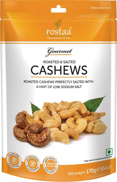rostaa Roasted & Salted Cashew Cashews