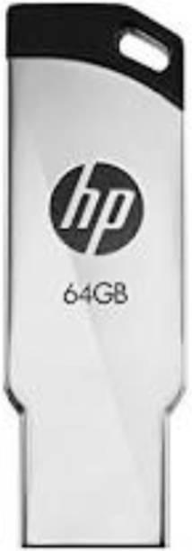 HP v236v grey 64 GB Pen Drive
