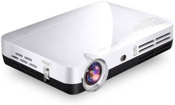 Duksi Android Wifi-Ready DLP Newly Upgraded Theater Effect Best In Segment With 1 Year Warranty Portable Projector