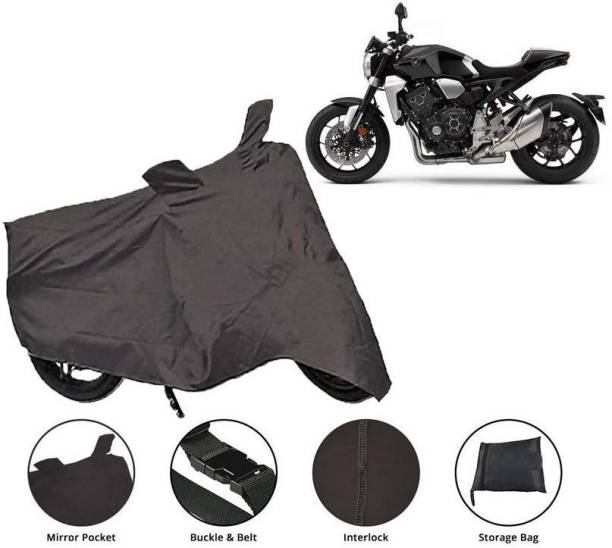 Satyam Collections Two Wheeler Cover for Honda