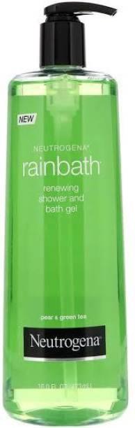 NEUTROGENA RAIN BATH & GREEN TEA BODY WASH