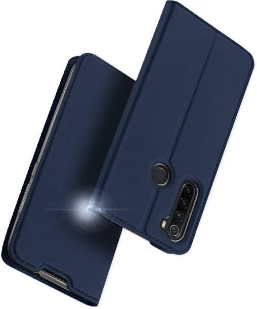DHAN GTB Flip Cover for Xiaomi MI Note8