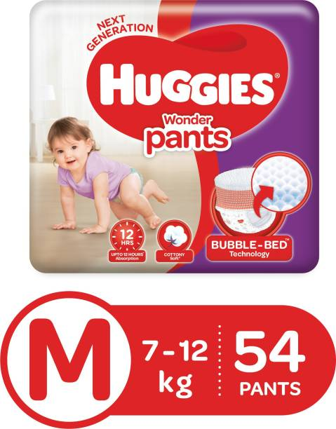 Huggies Wonder Pants Diapers - M