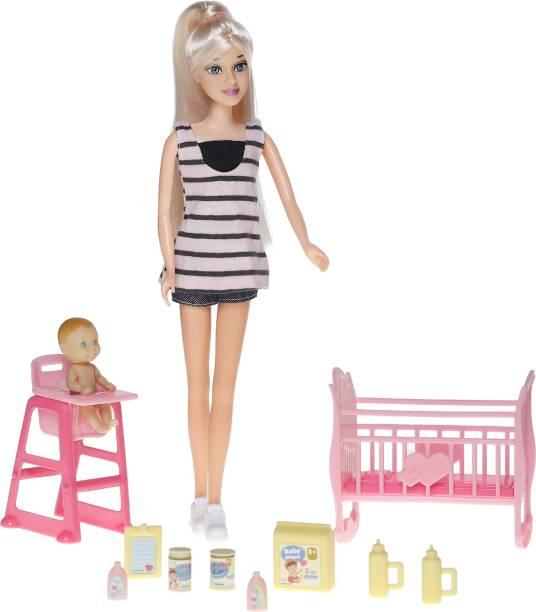 Miss & Chief Hannah Babysitter Playset