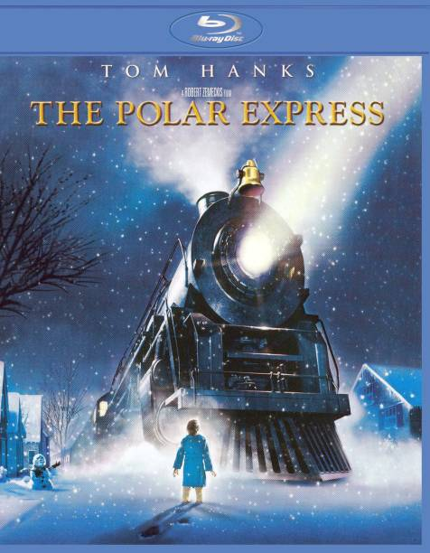 The Polar Express (Region Free + Fully Packaged Import)