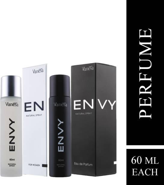 ENVY COMBO MEN & WOMEN Eau de Parfum  -  120 ml