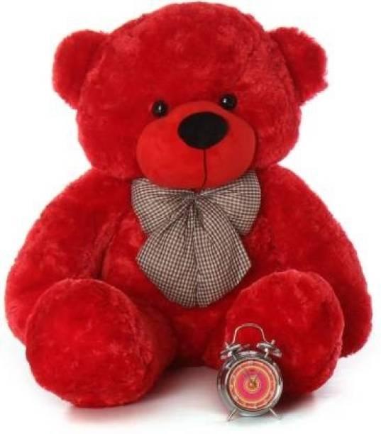 Bear Bucket 4 feet High Quality Huggable teddy bear soft  - 120 cm
