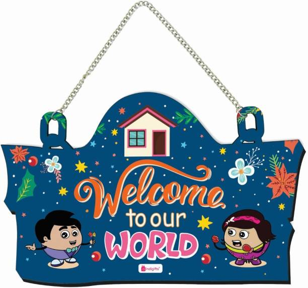 Indigifts Kids room Decorative Wall Hanging