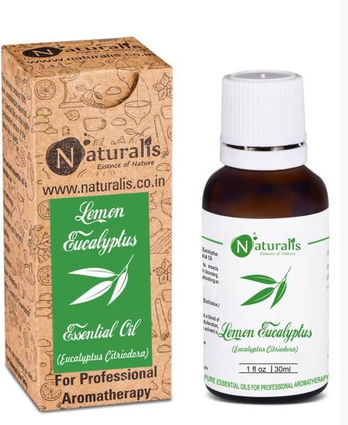 Naturalis Lemon Eucalyptus Oil 30ml