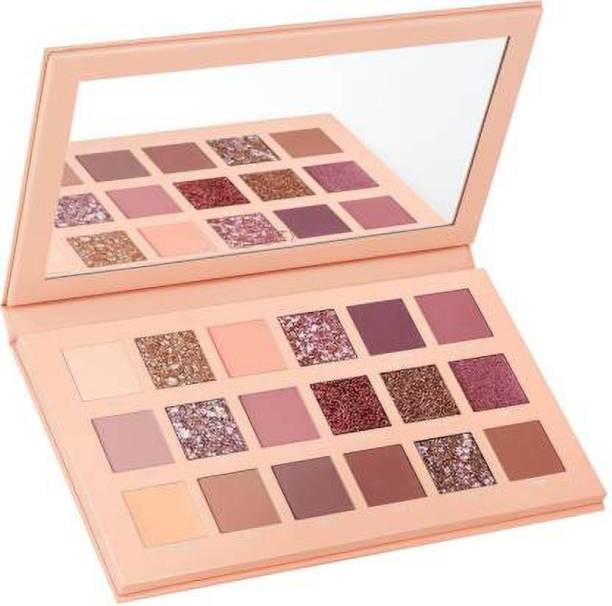 Miss Hot New Nude Edition Eyeshadow Pallete 18g 18 g