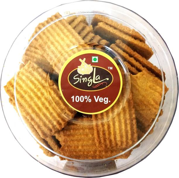 Singla Premium Atta Cookies Biscuits 350g
