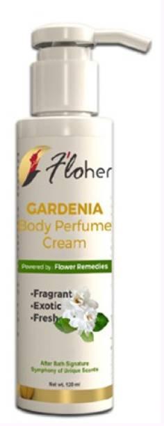 Floher Perfumed Body Cream Deodorant Cream  -  For Men & Women