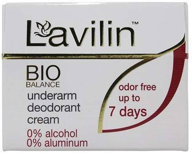 Now Foods Lavilin Underarm Deodorant Cream Deodorant Cream  -  For Men & Women