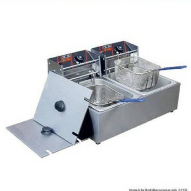 BANWAY IRC IRC004 5.5 L Electric Deep Fryer