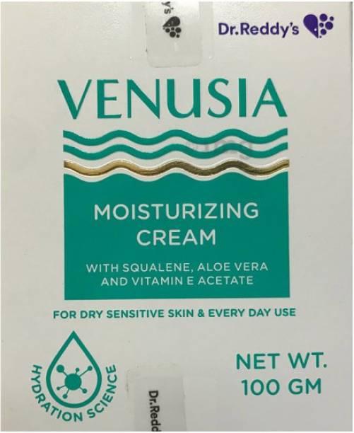 Dr Reddy Venusia Moisturing Cream -100gm